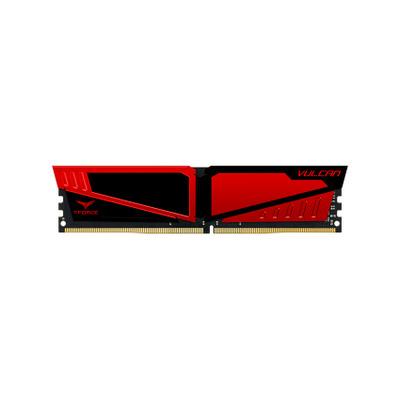 Team Group Vulcan DDR4-3000 16GB RAM-geheugen - Rood