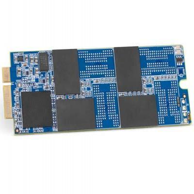 OWC Aura SSD - Zwart, Blauw