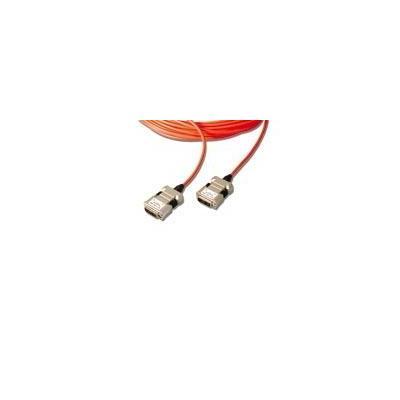 Opticis console extender: Fiber optic DVI verlengkabel