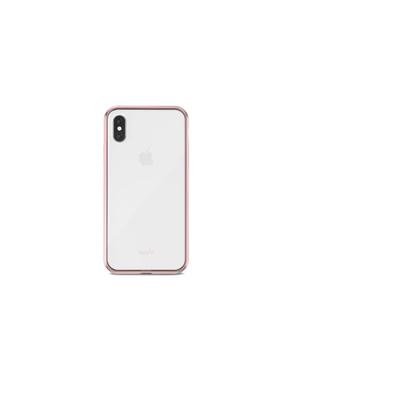 Moshi Vitros Mobile phone case - Roze, Transparant