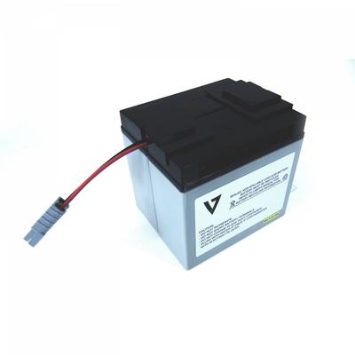 V7 RBC7 UPS UPS batterij - Zwart,Metallic