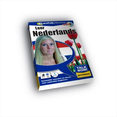 Eurotalk educatieve software: Talk Now, Leer Nederlands