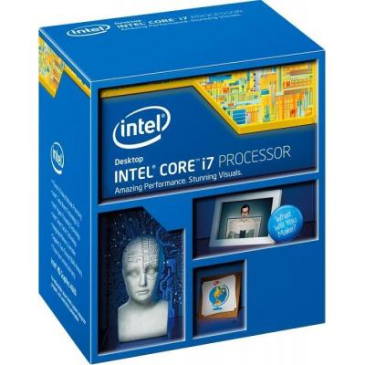Intel processor: Core Intel® Core™ i7-4790 Processor (8M Cache, up to 4.00 GHz)