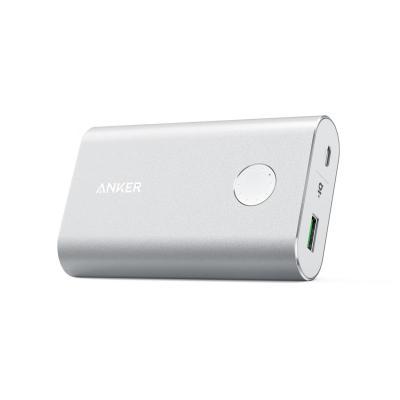 Anker powerbank: PowerCore+ 10050 - Zilver