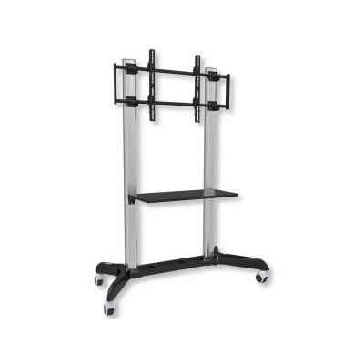 """Techly Trolley Floor Support for LCD / LED / Plasma 32-70 with Shelf"""" ICA-TR9"""