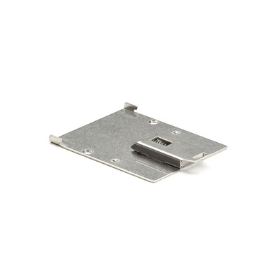 Black Box LinkGain DIN-rail Bracket for use with LB320A - Metallic