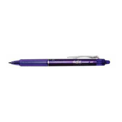 Pilot pen: FRIXION BALL CLICKER 07 VIOLET