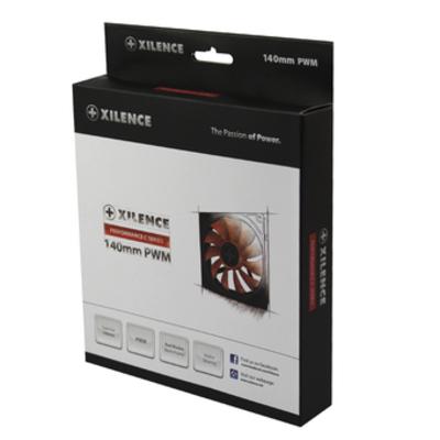 Xilence XPF140.R.PWM Hardware koeling