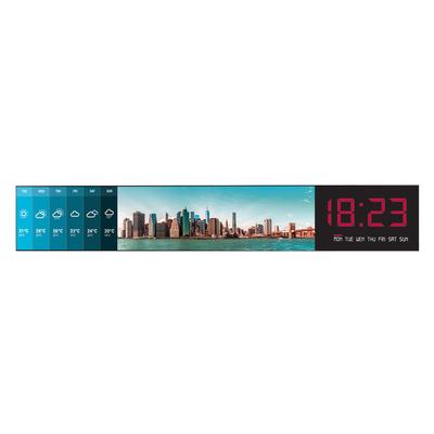 "LG 86"", IPS UHD 3840 x 600 px, 700cd/m2, 58:9, 178 ° / 178 °, 500000:1, 8 ms, HDMI, DVI-D, DP, USB, LAN, 180 W ....."