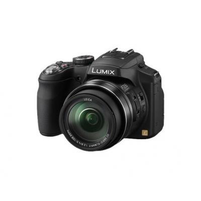Panasonic digitale camera: Lumix DMC-FZ200 - Zwart