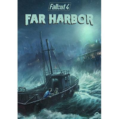 Bethesda Fallout 4 - Far Harbor