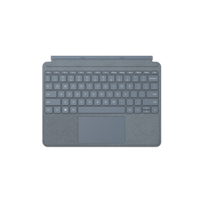 Microsoft Surface Go Type Cover Mobile device keyboard - Blauw