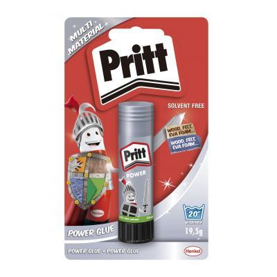 Pritt lijm: Power Stick - Zwart, Grijs