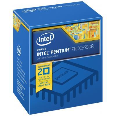 Intel processor: Pentium Intel® Pentium® Processor G3260 (3M Cache, 3.30 GHz)