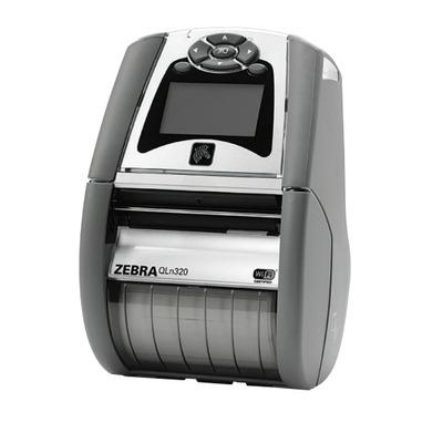 Zebra QLn320 Pos bonprinter - Grijs