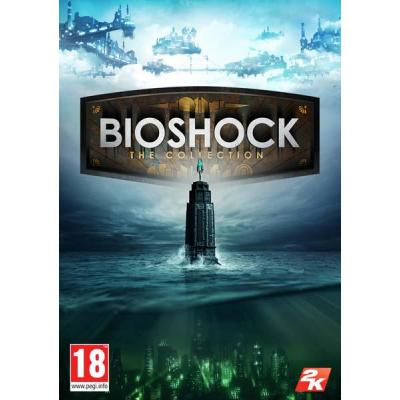 2k game: BioShock: The Collection PC