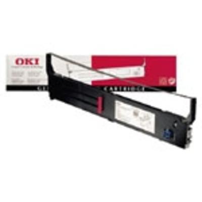 OKI Zwart Lint Nylon for MicroLine 4410 Printerlint