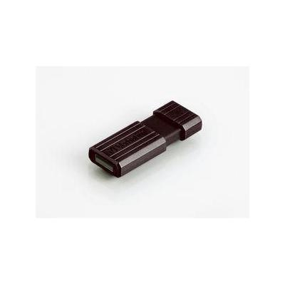 Verbatim USB flash drive: PinStripe 64GB - Zwart
