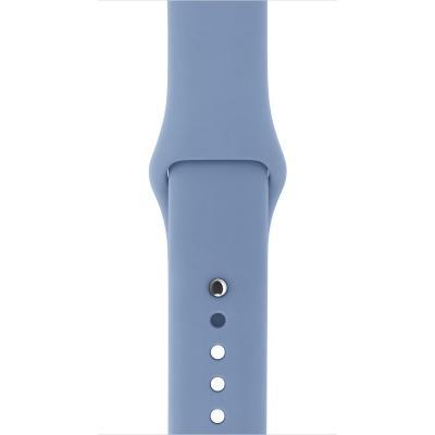 Apple : Sportbandje - Azuurblauw (38 mm)