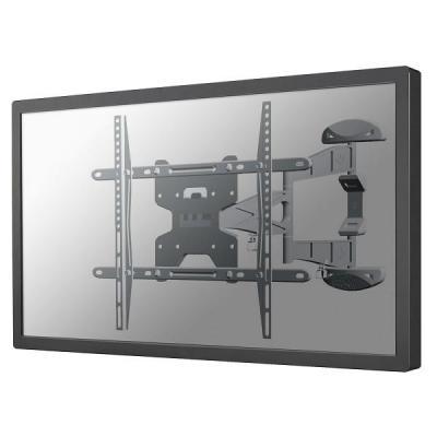 """Newstar montagehaak: De LED-W500SILVER is een wandsteun met 3 draaipunten voor flatscreen schermen t/m 60"""" (152 cm) - ....."""