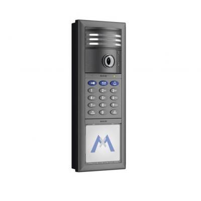 Mobotix deurintercom installatie: MX-T25-SET2 - Grijs