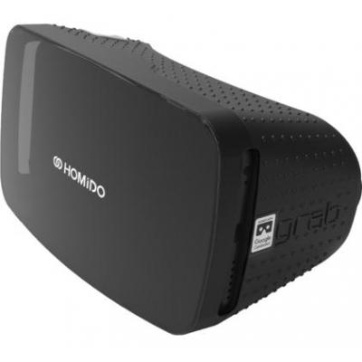 Homido virtual reality bril: Grab - Zwart