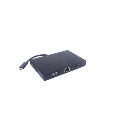 Microconnect USB3.1CCOM11 - Zwart