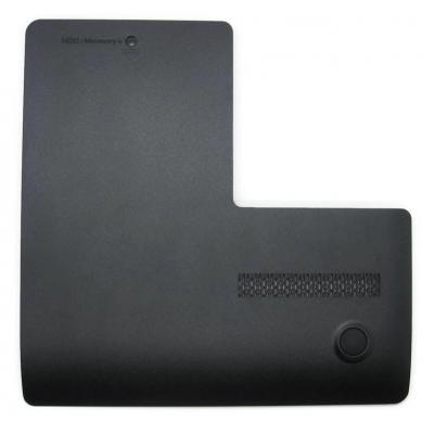 Samsung notebook reserve-onderdeel: Bottom Cover Door, Black - Zwart