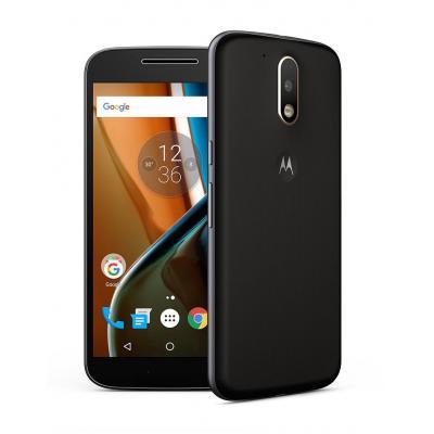 Motorola smartphone: Moto G Moto G4 - Zwart 16GB