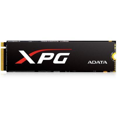 Adata SSD: SX8000 256GB - Zwart