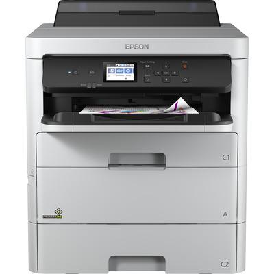 Epson WorkForce Pro WF-C529RDTW Inkjet printer - Zwart,Cyaan,Magenta,Geel