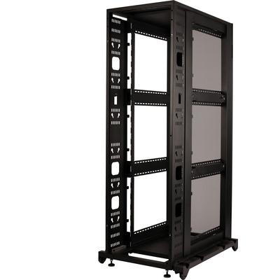 Ibm 42U 1200mm Deep Dynamic Expansion Rack rack - Zwart