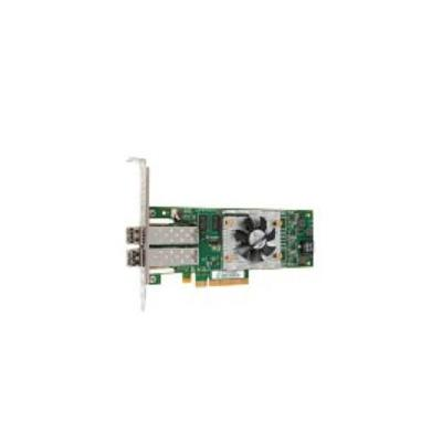 Lenovo netwerkkaart: PCIe, 16 Gb/s, 2 x FC, f / ThinkServer - Groen, Grijs
