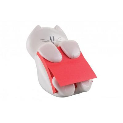 3m notitiepapier dispenser: Post-it Pop-up Note Dispenser - Wit