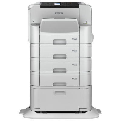 Epson WorkForce Pro WF-C8190D3TWC Inkjet printer - Zwart,Cyaan,Geel,Magenta