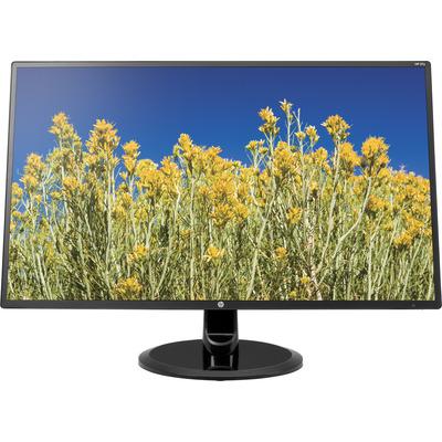 HP 27y Monitor - Zwart