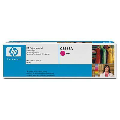 Hp drum: Color LaserJet magenta fotogevoelige rol