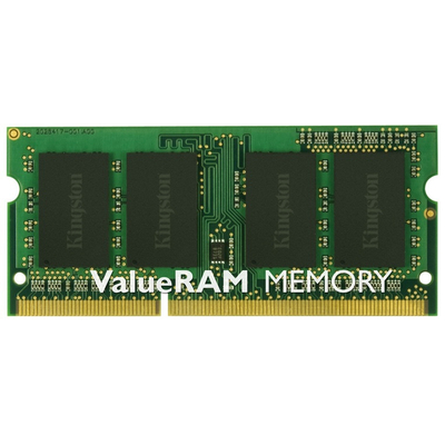 Kingston technology ValueRAM 8GB DDR3 1333MHz Module RAM-geheugen