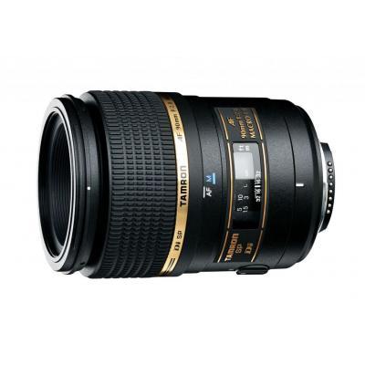 Tamron camera lens: SP AF 90mm F/2.8 Di MACRO 1:1 - Zwart