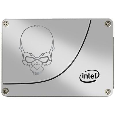Intel 730 SSD - Zilver