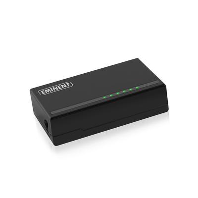 Eminent switch: EM4405, 5 x 10/100Mbps
