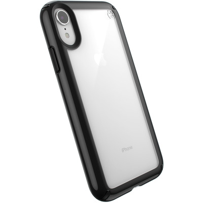 Speck Presidio Mobile phone case - Zwart, Transparant