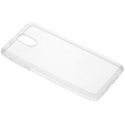 Ultra Thin Soft Case Nokia 3.1 - Transparant / Transparent Mobile phone case