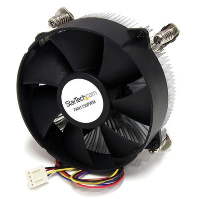 StarTech.com 95mm CPU Koeler Ventilator met Heatsink voor Socket LGA1156/1155 met PWM Hardware koeling - .....