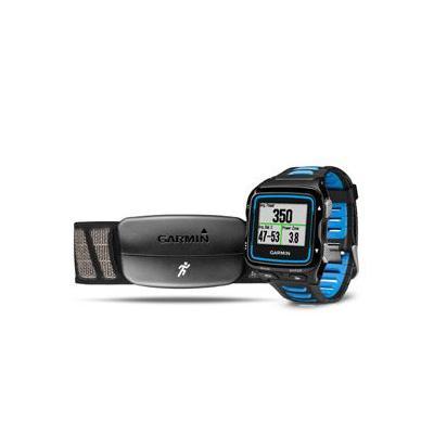 Garmin sporthorloge: Forerunner 920XT - Zwart, Blauw