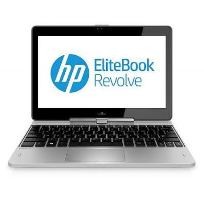 Hp laptop: EliteBook Revolve 810 G1 - Zilver (Renew)