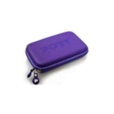 """Port designs : Colorado 2.5"""" HDD Case, Purple - Zwart"""