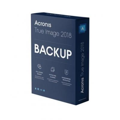 Acronis software licentie: True Image 2018