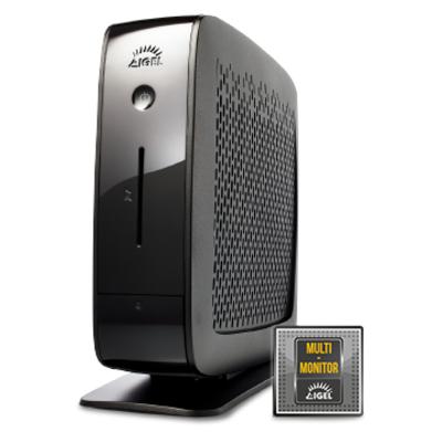 IGEL UD7 -W10 thin client - Zwart