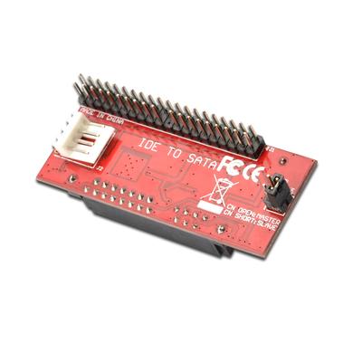 Digitus IDE/SATA Interfaceadapter - Rood